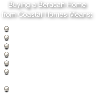 Buying a Beracah Home